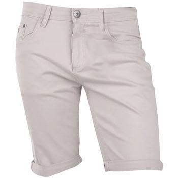Textil Homem Shorts / Bermudas La Maison Blaggio  Bege