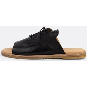 Sapatos Mulher Chinelos Only2Me Relaunch Preto