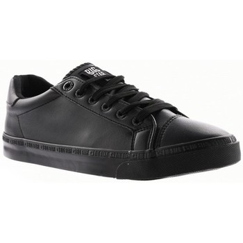 Sapatos Homem Sapatilhas Big Star HH174035 Preto