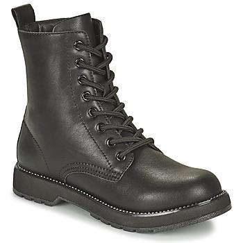 Sapatos Mulher Botas baixas Café Noir ETELA Preto