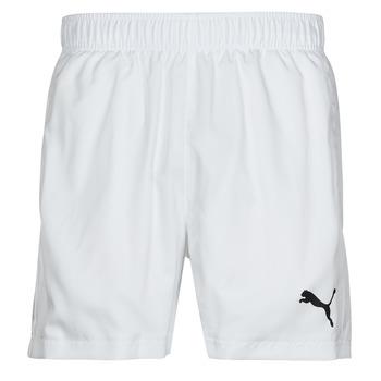 Textil Homem Shorts / Bermudas Puma ESS ACTIVE WOVEN SHORT Branco