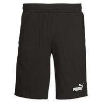 Textil Homem Shorts / Bermudas Puma ESS JERSEY SHORT Preto