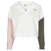 Textil Mulher Sweats Puma MODERN SPORT HOODIE Branco / Multicolor