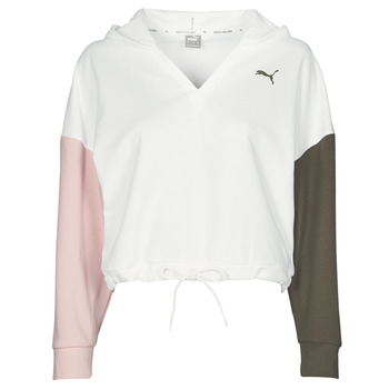 Textil Mulher Sweats Puma MODERN SPORT HOODIE Branco