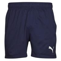 Textil Homem Shorts / Bermudas Puma ESS ACTIVE WOVEN SHORT Marinho