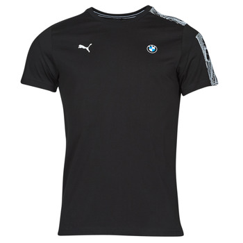 Textil Homem T-Shirt mangas curtas Puma BMW MMS T7 TEE Preto