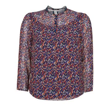 Textil Mulher Vestidos curtos One Step FT13191 Rosa / Multicolor