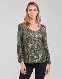 Textil Mulher Tops / Blusas One Step FT10021 Verde