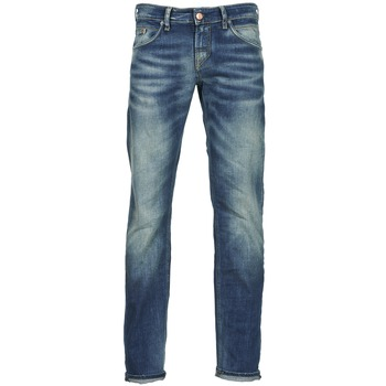 Textil Homem Calças Jeans Meltin'pot MARTIN Azul / Claro