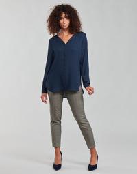 Textil Mulher Calças Freeman T.Porter CLAUDIA PONGO Cinza