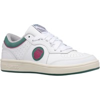 Sapatos Mulher Sapatilhas K-Swiss North Court Wit