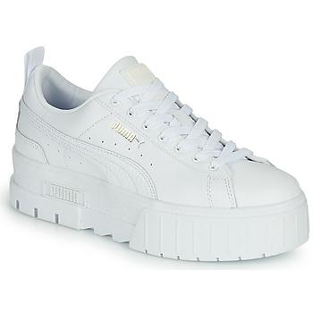 Sapatos Mulher Sapatilhas Puma MAYZE Branco