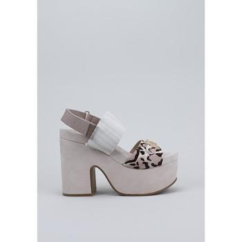 Sapatos Mulher Sandálias Mou  Cinza