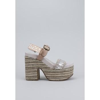Sapatos Mulher Sandálias Mou  Castanho