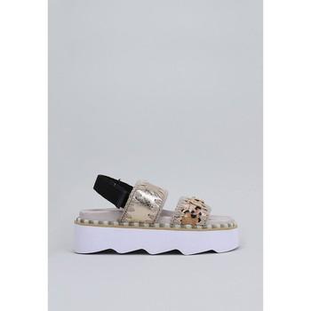 Sapatos Mulher Sandálias Mou  Ouro