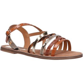 Sapatos Mulher Sandálias Maria Mare 68151 Marr?n
