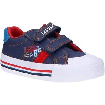 Sapatos Criança Sapatilhas Lois 46158 Azul