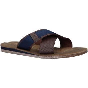 Sapatos Homem Chinelos Lois 86061 Marr?n