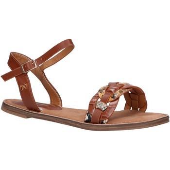 Sapatos Mulher Sandálias Maria Mare 68150 Marr?n