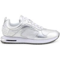 Sapatos Mulher Sapatilhas Bikkembergs - b4bkw0041 Cinza