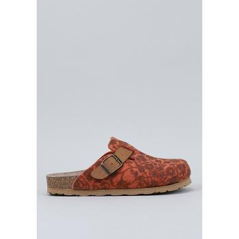 Sapatos Mulher Tamancos Nice  Laranja