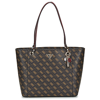 Malas Mulher Cabas / Sac shopping Guess NOELLE ELITE TOTE Castanho