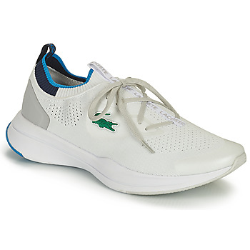 Sapatos Homem Sapatilhas Lacoste RUN SPIN KNIT 0121 1 SMA Branco / Azul