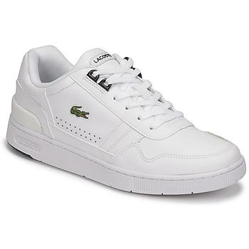 Sapatos Mulher Sapatilhas Lacoste T-CLIP 0121 2 SFA Branco