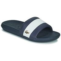 Sapatos Homem chinelos Lacoste CROCO SLIDE 120 3 US CMA Azul / Branco