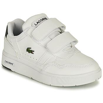 Sapatos Criança Sapatilhas Lacoste T-CLIP 0121 1 SUI Branco
