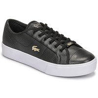 Sapatos Mulher Sapatilhas Lacoste ZIANE PLUS GRAND 07211CFA Preto