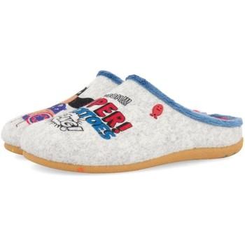 Sapatos Criança Chinelos Gioseppo DOISCHE 61025 Cinza