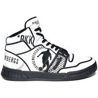 Sapatos Homem Sapatilhas de cano-alto Bikkembergs - sigger_b4bkm0103 Branco
