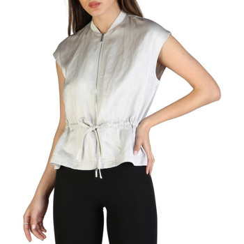 Textil Mulher camisas EAX - 3zyq02_ynbfz Cinza