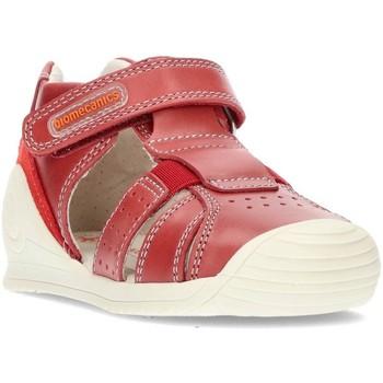 Sapatos Criança Sandálias Biomecanics SANDÁLIAS CRIANÇAS BIOMECÂNICAS 212134 VERMELHO