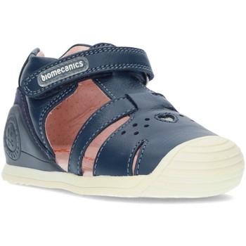 Sapatos Rapaz Sandálias Biomecanics SANDÁLIAS BIOMECÂNICAS 212104 OCEANO