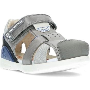 Sapatos Rapaz Sandálias Biomecanics SANDÁLIAS DE BIOMECÂNICA CRIANÇA 212187 MARENGO