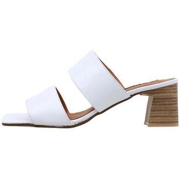Sapatos Mulher Chinelos Krack  Branco