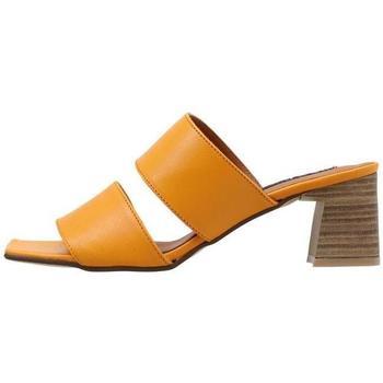 Sapatos Mulher Chinelos Krack  Laranja