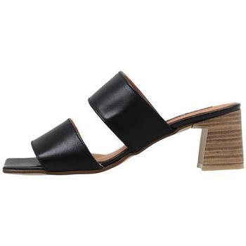 Sapatos Mulher Chinelos Krack  Preto