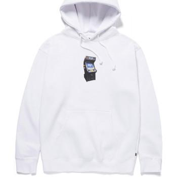 Textil Homem Sweats Huf Sweat arcade hood Branco
