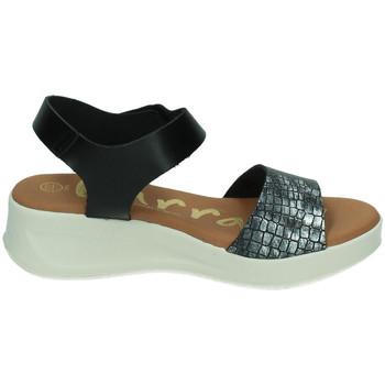Sapatos Mulher Sandálias Karralli  Preto
