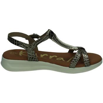 Sapatos Mulher Sandálias Karralli  Bege
