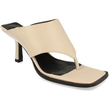 Sapatos Mulher Sandálias Buonarotti 1JB-1053 Beige
