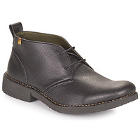 Sapatos Homem Botas baixas El Naturalista YUGEN Preto