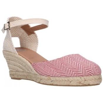 Sapatos Mulher Alpargatas Carmen Garcia 52S5 GRANATE Mujer Burdeos rouge
