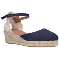 Sapatos Mulher Alpargatas Carmen Garcia 52S3 SUP MARINO Mujer Azul marino bleu
