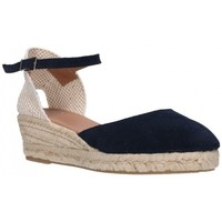 Sapatos Mulher Alpargatas Carmen Garcia 52S3 SER MARINO Mujer Azul marino bleu