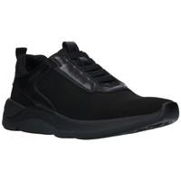 Sapatos Homem Sapatilhas Fluchos F1252 Hombre Negro noir