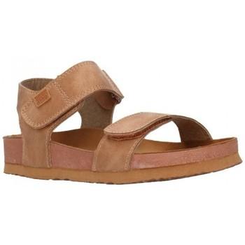 Sapatos Rapaz Sandálias Gioseppo Baelen Niño Cuero marron
